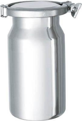 【◆◇マラソン!ポイント2倍!◇◆】日東金属工業 ステンレスヘルール式広口ボトル2L PSH-12 2L [A012023]