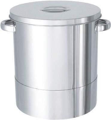 【30日限定☆カード利用でP14倍】日東金属工業 ステンレスタンク鏡板型汎用容器65L DT-ST-43 [A180407]