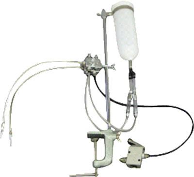 扶桑精機 マジックカットe-ミストEM2-UV-S20 2軸UVセットS20cm付 EM2-UV-S20 [A012501]