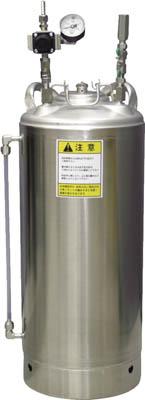 扶桑精機 【代引不可】【直送】 ステン圧送タンクCT-N20LT-SR Lゲージ付 耐溶剤性 CT-N20LT-SR [A190512]