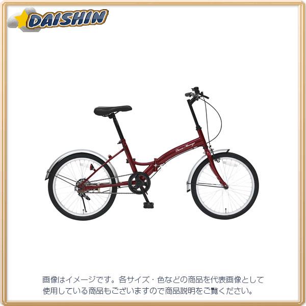 ミムゴ MIMUGO 【代引不可】【直送】 クラシック 20インチ折畳自転車 FDB20E MG-CM20E [G020306]