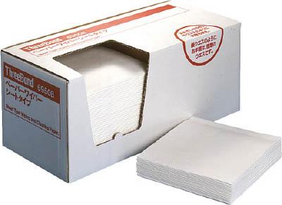 スリーボンド ペーパーウエスシート 300×295(100枚×10箱) TB6950B [A012603]