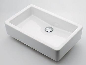 【5日限定☆カード利用でP14倍 KAKUDAI】カクダイ KAKUDAI【個人宅不可】 角型洗面器 No.DU-0455600000 角型洗面器 [A150101], ペットトレジャー:5f0b936b --- shoppingmundooriental.com.br