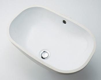 カクダイ KAKUDAI 【個人宅不可】 アンダーカウンター式洗面器 No.DU-0338490000 [A150101]