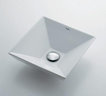 カクダイ KAKUDAI 【個人宅不可】 角型手洗器 No.493-085 [A150101]