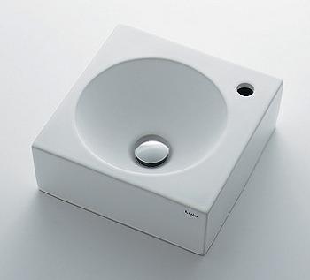 カクダイ KAKUDAI 【個人宅不可】 壁掛手洗器 No.493-087 [A150101]
