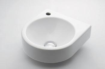 カクダイ KAKUDAI 【個人宅不可】 壁掛手洗器//Lホール No.DU-0766350009 [A150101]
