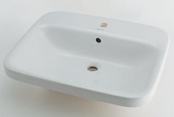 カクダイ KAKUDAI 【個人宅不可】 角型洗面器 No.DU-0374620000 [D010808]