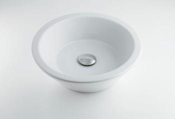 カクダイ KAKUDAI 【個人宅不可】 角型洗面器 No.LY-493204 [A150101]