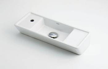 カクダイ KAKUDAI 【個人宅不可】 壁掛手洗器 No.493-067 [A150101]