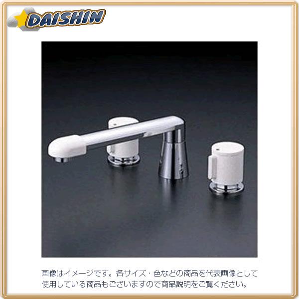 【★店内ポイント2倍!★】KVK 2ハンドル混合栓 ユニオン接続 KM82GTL [A150201]