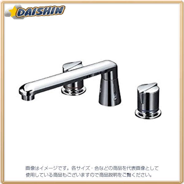 【★店内ポイント2倍!★】KVK 2ハンドル混合栓 ユニオン接続 KM83G [A150201]