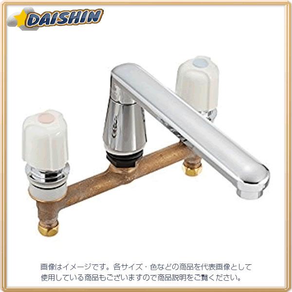 本店は KVK 2ハンドル混合栓 ナット接続 KM82CU [A150201], 足尾町 b9d2e971