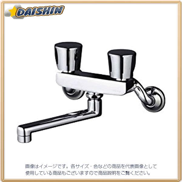 KVK 2ハンドル混合栓 KM140EX [A150201]