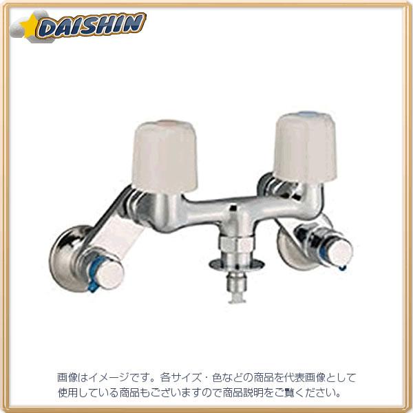 KVK 吸気弁付洗濯混合栓 KM33WUK [A150201]
