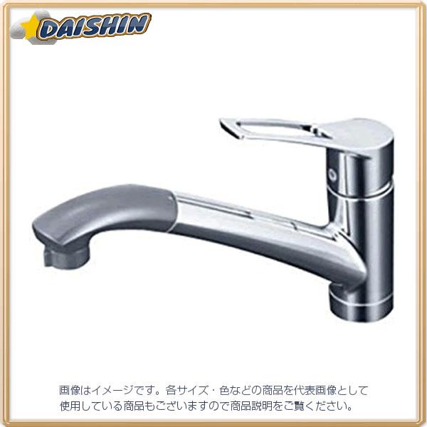 KVK 寒 流し台シャワー混合栓 KM5031Z [A150201]