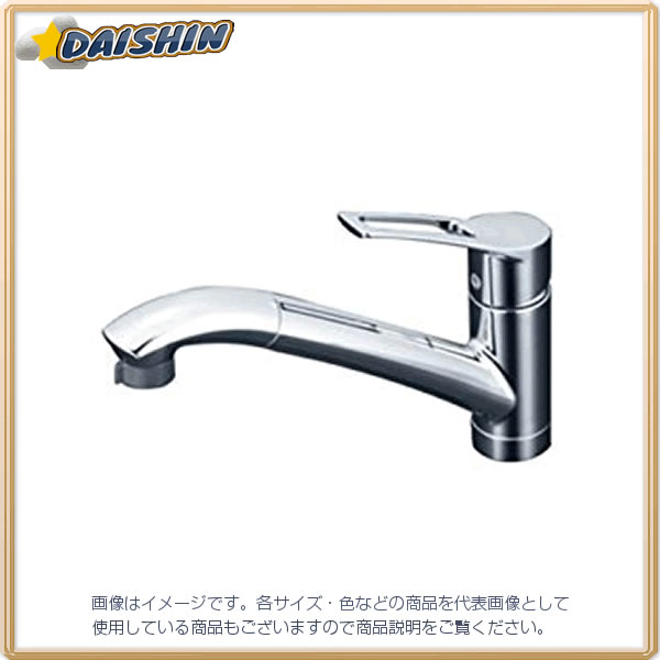 【★店内ポイント2倍!★】KVK 流し台シャワー混合栓 KM5031T [A150201]