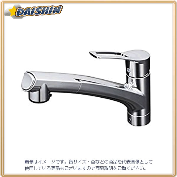 KVK 流し台シャワー混合栓 KM5021JT [A150201]