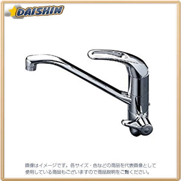 KVK 浄水器付シングル混合栓 KM323SC [A150201]