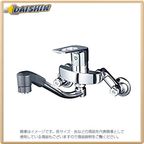 KVK シングルシャワー付混合栓eレバー KM5000TFEC [A150201]