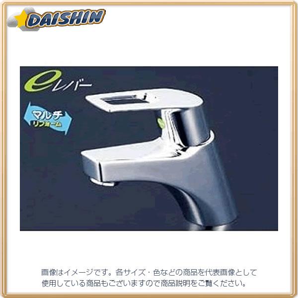 【◆◇マラソン!ポイント2倍!◇◆】KVK 寒 洗面混合栓 eレバー KM7001ZTHPEC [A150201]