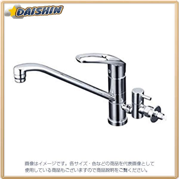 【★店内ポイント2倍!★】KVK 寒流し台混合栓止水付 KM5041ZCTTU [A150201]