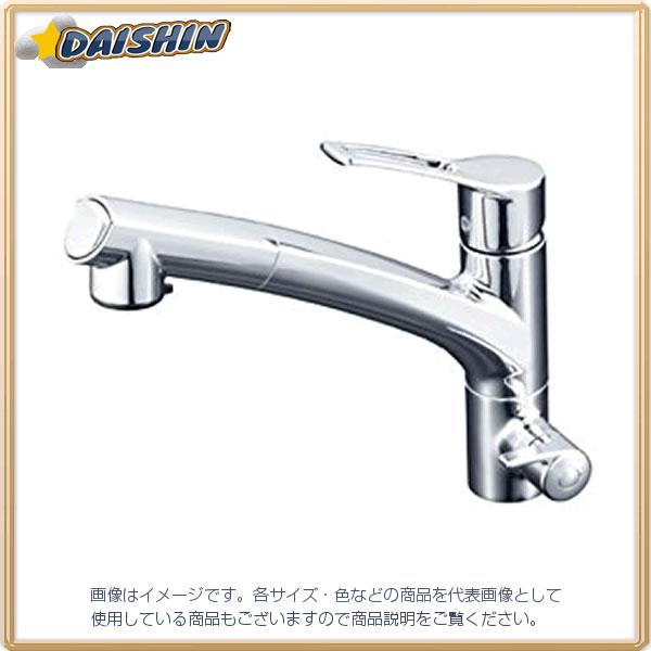 KVK 浄水シングルシャワー付混合栓 KM5061NSCCK [A150201]