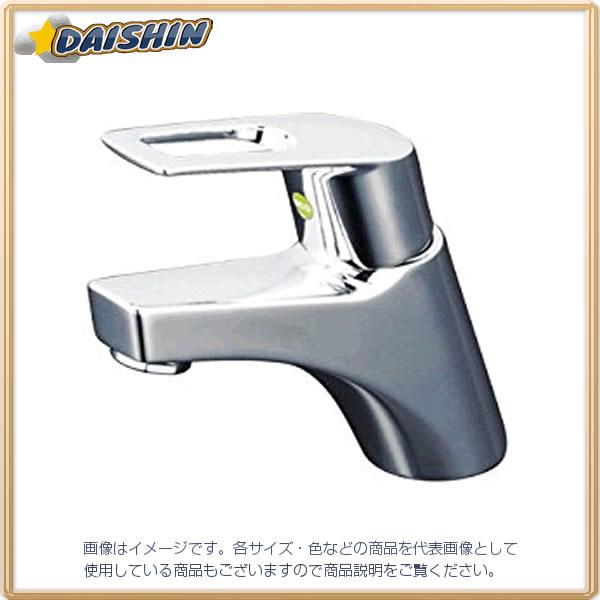 KVK 寒 洗面混合栓 eレバー KM7001ZTEC [A150201]