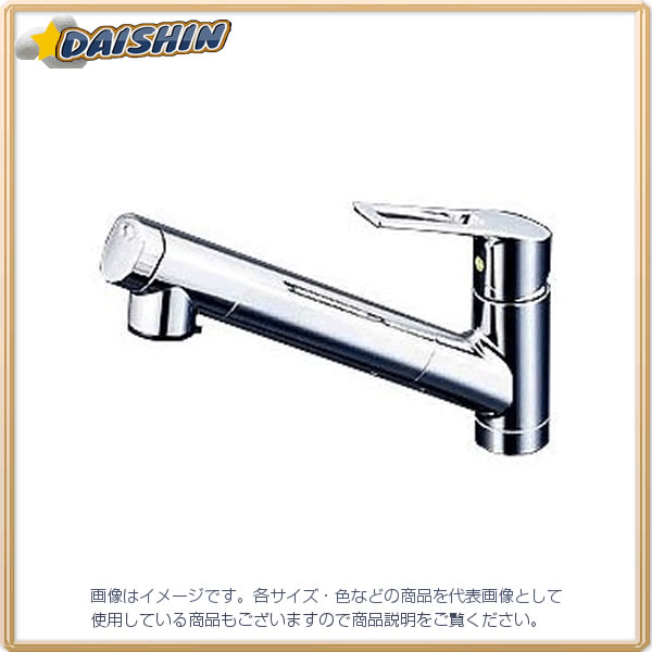 【◆◇マラソン!ポイント2倍!◇◆】KVK 寒 浄水シングル混合栓eレバー KM6001ZEC [A150201]