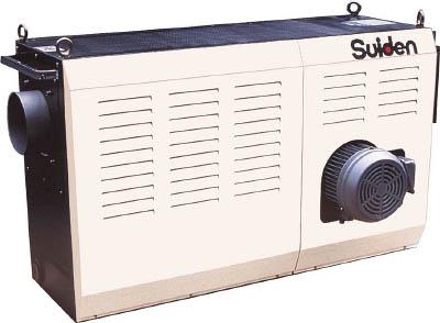 スイデン 【代引不可】【直送】 熱風機 ホットドライヤー 30kw SHD-30HB [A072200]