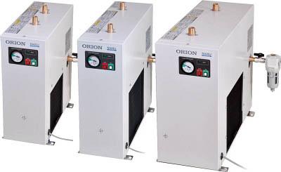 オリオン機械 【代引不可】【直送】 標準型冷凍式エアードライヤー(RAX小型シリーズ) RAX11J-A1 [A071813]