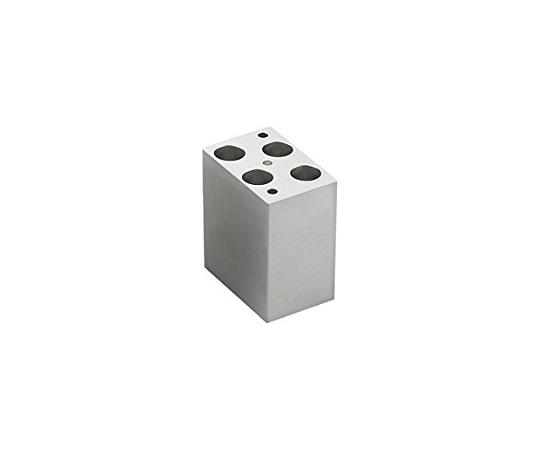 アズワン AS ONE ミニブロックバスF-10 Block 1-2812-16 [A100501]