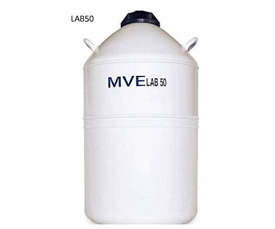 アズワン AS ONE 液体窒素保存容器LAB50 2-5893-06 [A012024]