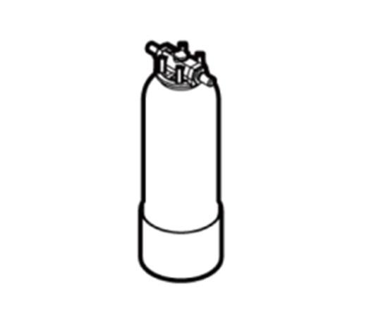 アズワン AS ONE カートリッジ純水器 07型予備ボンベ 1-3135-01 [A100806]