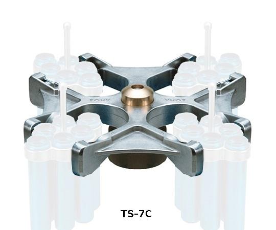 アズワン AS ONE 【代引不可】【直送】 ビオラモ汎用遠心機 TS-7C 1-1584-33 [A100807]