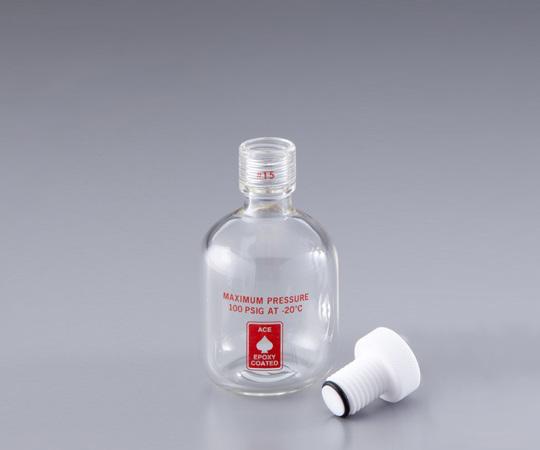 アズワン AS ONE 耐圧ボトル 5555-25 1-1371-02 [A012024]