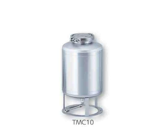 【★エントリーでP10倍!★】アズワン AS ONE 【代引不可】【直送】 ステンレス加圧容器 TMC10 1-1917-02 [A012024]