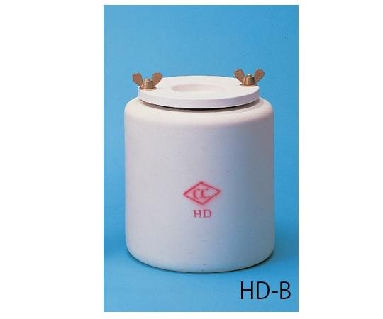 アズワン AS ONE ポットミルHD-B-108 7300ml 5-4065-05 [A100504]