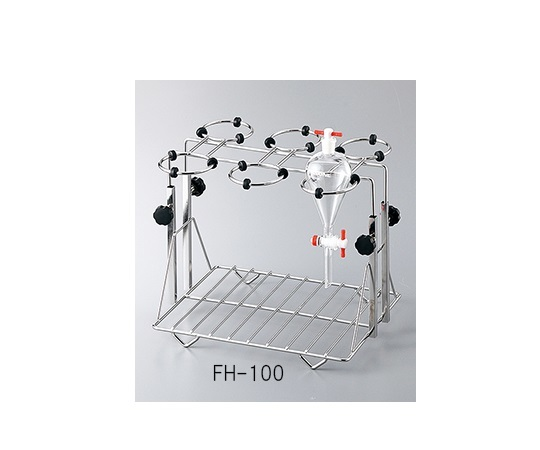 アズワン AS ONE 分液ロートホルダー FH-100 3-6726-02 [A012014]