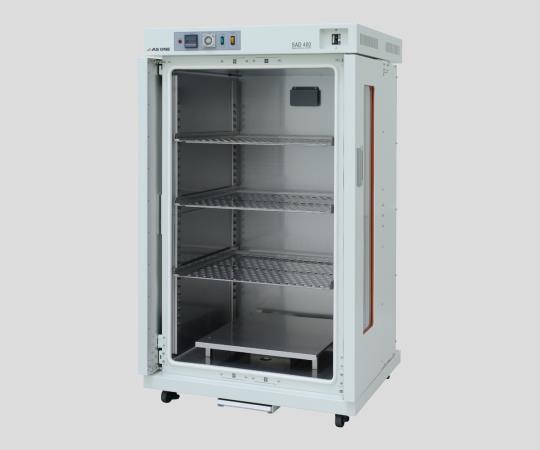 器具保管庫SAD-400用追加棚板セット AS ONE [A180605] アズワン 【個人宅不可】 3-1691-12