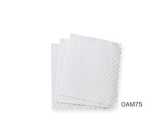 アズワン AS ONE 液体吸収マット OAM75 3-6589-02 [A160804]