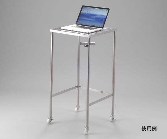 アズワン AS ONE 【個人宅不可】 パソコン用ラック PCワゴン(PCW) 1-3263-01 [A180507]