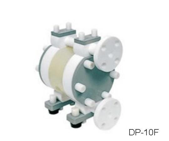 アズワン AS ONE ケミカルダイヤフラムポンプ DP-10F 1-657-02 [A100506]