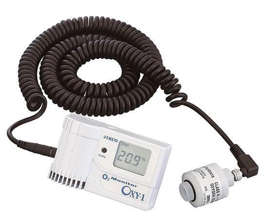 アズワン AS ONE 【代引不可】【直送】 酸素モニタ OXY-1Sセンサー分離型 2-2589-02 [A100605]