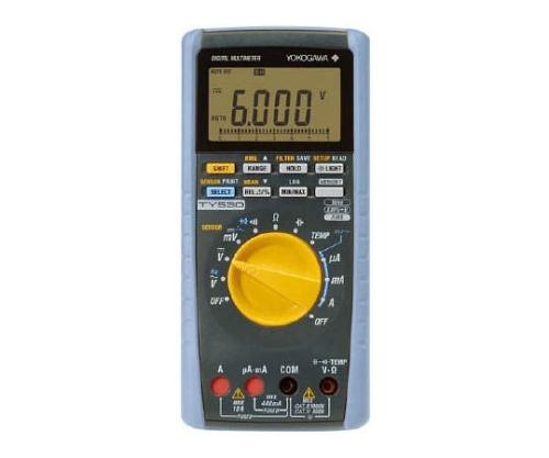 アズワン AS ONE ディジタルマルチメーター TY530 1-2100-02 [A100607]