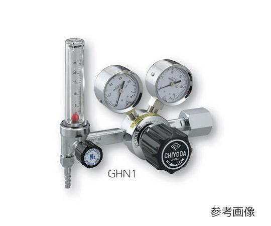 アズワン AS ONE 精密圧力調整器GHN1-N2 2-759-09 [A100607]