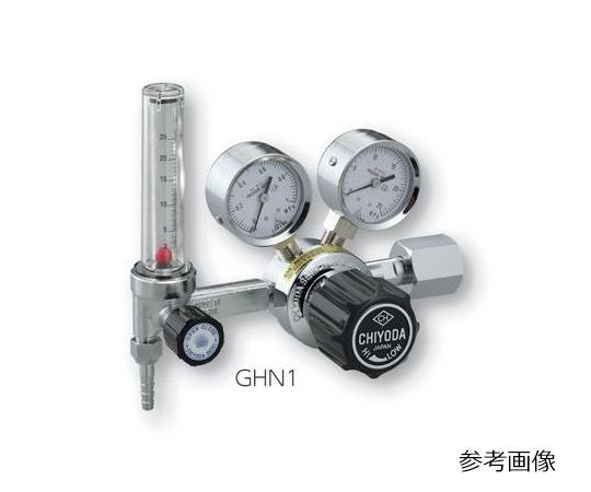 アズワン AS ONE 精密圧力調整器GHN1-Ar 2-759-10 [A100607]