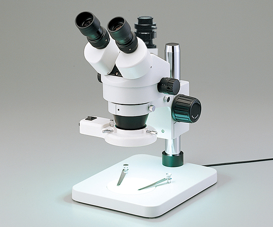 アズワン AS ONE ズーム実体顕微鏡 SZM-T-FLU 2-1146-05 [A100609]
