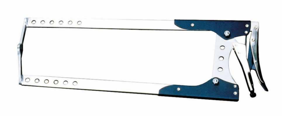シグネット SIGNET アルミCークランプ 144-40 [A011804]