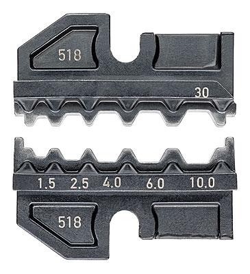 クニペックス KNIPEX 圧着ダイス (9743-200用) No.9749-30 [A020415]